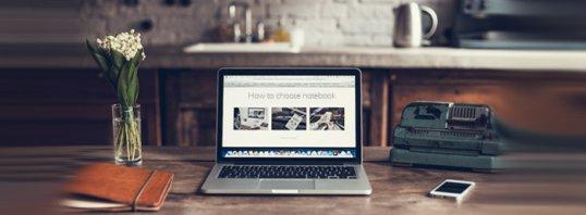 Выбор профессионального ноутбука